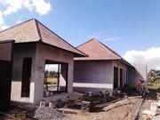 Villa Frangipani progress
